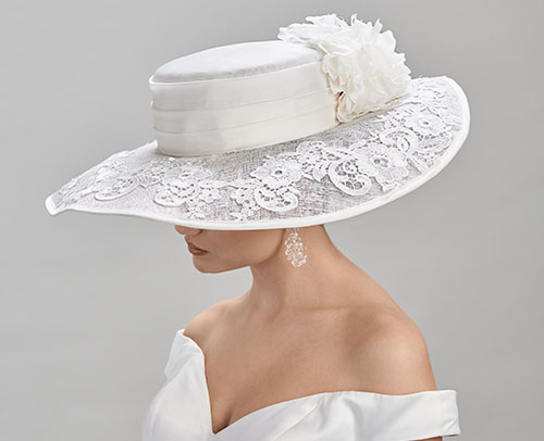 Cappelli da sposa